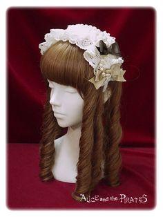 Milky Rail Train ネルラヘッドドレスカチューシャ/Milky Rail Train Nella head dress style head bow   BABY,THE STARS SHINE BRIGHT
