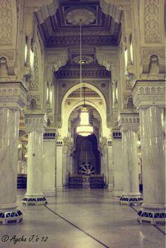 Makkah, Saudi Arabia. 2012 Places Ive Been, Places To Go, Masjid Al Haram, Mekkah, Saudi Arabia, Islamic Art, Barcelona Cathedral, Taj Mahal, Asia