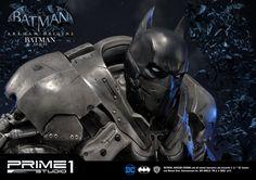 ArtStation - Batman XE Suit - Prime 1 Studio, André Yamaguchi