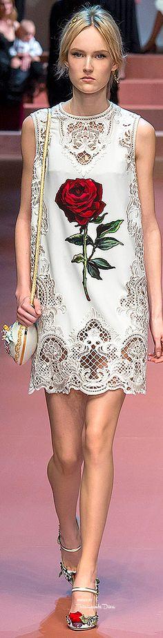 Dolce & Gabbana Fall 2015 RTW ♔Très Haute Diva♔
