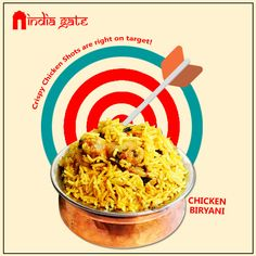 India Gate, Order Book, Crispy Chicken, Biryani, Fine Dining, A Table, Target, Shots, Restaurant
