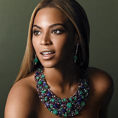 Beyonce can do no wrong... especially not with jewelry like this!