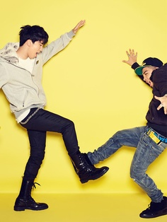Seungri and Taeyang