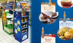 Carlsberg in store corner - BI&BI Advertising Point Of Purchase, Point Of Sale, Retail Design, Brand Identity, Advertising, Corner, Display, Store, Party
