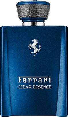 Ferrari Cedar Essence Eau De Parfum Spray 100ml / 3.3oz. #sale #parfum