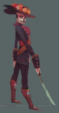 *** - Character design class hw - a team based on 5...