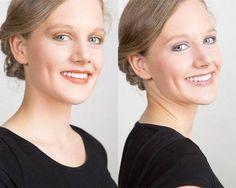Farbtyp mittel-kalt: falsches und richtiges Make-up
