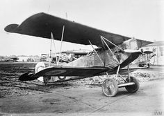 Fokker DVII Scout Single seat biplane scout with Mercedes engine. The DVII posed a serious threat to Allied air supremacy in 1918 with its manoeuvrability in combat