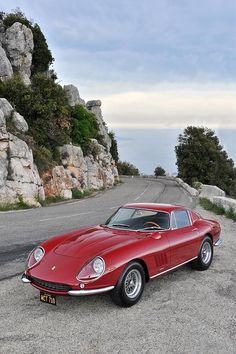 Steve McQueen's 1967 Ferrari 275 GTB/4 races to auction for around $8 million
