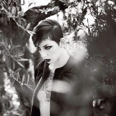photo : Gabriele Rigon makeup&hairstyle : Francesco Cesarini model : Ilaria Pozzi