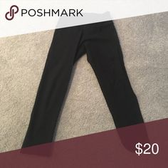 Leggings. Tight leggings, good condition. High waisted. American Eagle Outfitters Pants Leggings