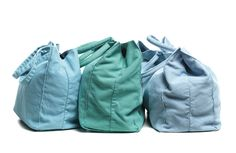 Society Limonta | Drai cotton bags _ blue acquamarina, emerald green and turquoise  www.societylimonta.com