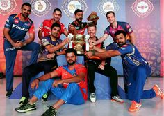 IPL 2017 10th Edition Full Schedule of T20 Cricket Matches and Venues,Timings