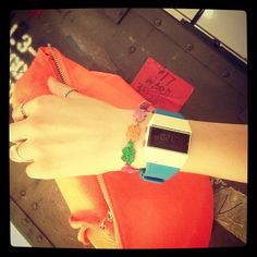 Photo by dailynory-color watch