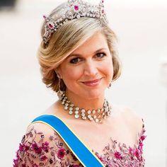 Queen Maxima, The Netherlands