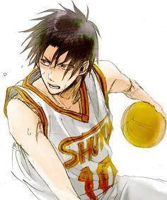 Kuroko no Basket (黒子のバスケ) - Kazunari Takao (高尾 和成)