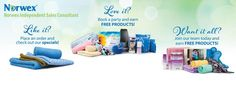New Facebook Banner for Norwex Independent Sales Consultants