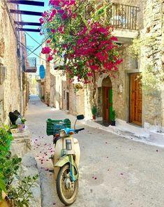 Mesta~Khios island~Greece