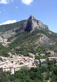 Orpierre, Hautes-Alpes, France