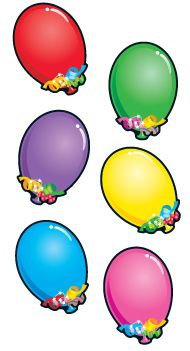 Bright Balloons Classic Accents® Variety Pack | TRENDenterprises.com