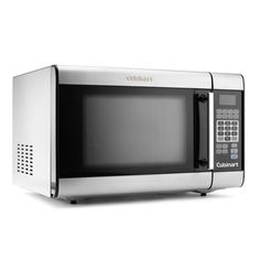 """Cuisinart """"Stainless Steel"""" Microwave Oven"""