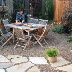 Gravel Patio Design, Pictures, Remodel, Decor and Ideas