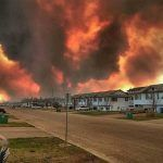 Canadian Muslims present $250,000 Eid Gift to people of Fort McMurray