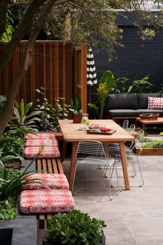 Outdoor dining - desire to inspire - desiretoinspire.net