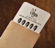 30 Business Cards That Reflect What Their Company Does 15 - https://www.facebook.com/different.solutions.page