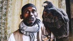 Rodney Stotts says his life of crime and drug abuse was turned around by birds of prey.