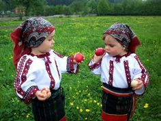 TRADIONAL COSTUMES ROMANIAN