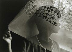 """"""" Nathan Lerner Kiyoko [Lerner] and Curtain, Canada, 1983 [+]. From Brooklyn Museum. """""""