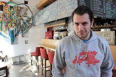 وجه عنيد على القماش مقيم - $25.00 : JO BEDU, join the tribe! http://www.jo-bedu.com/Item/235/Stubborn#.UpMbYsSnofU