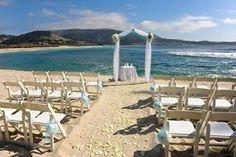 Carmel Weddings Beach Wedding Pinterest And