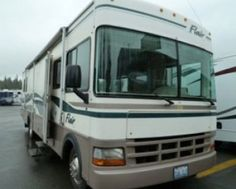 Used 1999 #Fleetwood Flair #Class_A_Motorhome in Marysville @ http://www.shop-rvs.com