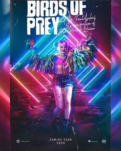 Watch Birds of Prey (and the Fantabulous Emancipation of One Harley Quinn) Joker Y Harley Quinn, Harley Quinn Drawing, Margot Robbie Harley Quinn, Birds Of Prey, Birds 2, Cassandra Cain, Hd Movies, Movies Online, Online Games