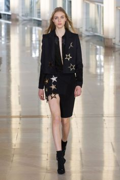 Anthony Vaccarello Fall 2015 Collection