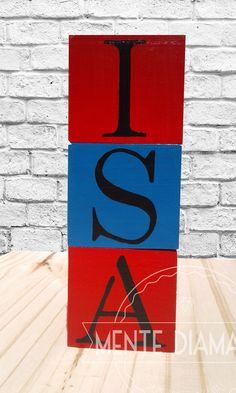 Cubos Vintage de madera LETRAS NOMBRES *Medidas: 7,5 x 7,5 x 7,5 cm aprox. *Pintados y barnizados con LACA *Color de fondo a elección. Las más pedidas: HOME / LOVE / LIVE / MUSIC / HOPE / AMOR & PAZ / VIVE FELIZ / WELCOME * Nombres * Palabras personalizadas. Ideales para: *Deco hogar *Palabras positivas *Nombres de parejas *Iniciales *Nombres infantiles *Cumpleaños *Souvenirs *Mesas de Candy *Centros de mesa. Mente Diamante. #Nombres #Vintage #Madera #Niños #CandyBar #Cubos #Cumpleaños…