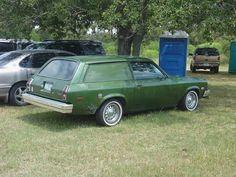 1974 Vega Wagon | Curbside Classic: 1974 Chevrolet Vega Panel Express – A Sedan ...