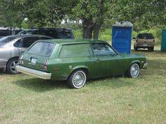 1974 Vega Wagon | Curbside Classic: 1974 Chevrolet Vega Panel Express – A Sedan ...