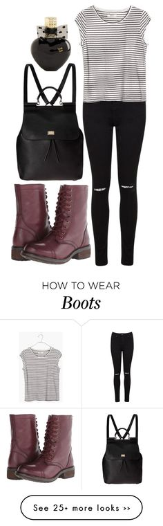 """""""Just Outfits: Accent Boots"""" by marymh on Polyvore"""