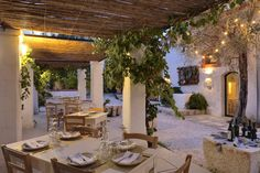 I love to dine in Anticalama, very nice restaurant in Torre Spaccata . . . sehr zu empfehlendes Restaurant in Apulien, Anticalama . . . ristorante buono e di charme in Puglia . . . www.anticalama.it