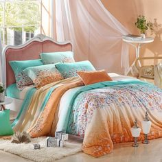 ***Reading Before Buying*** Bedding Sets Including: 1 Duvet Bed Pillowcase;  The Bedding Sets Without Quilt,comforter,pillows And Extra Pillow Cases.