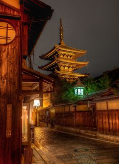 Gion quarter Kyoto, Japan