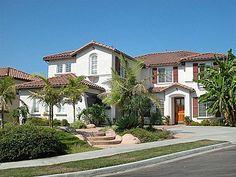 Spanish style home San Diego