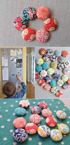 TOP 10 Diy Magnets To Make Easily With Your Kids