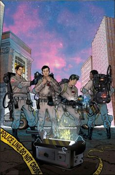 Ghostbusters #art #movies