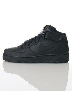 NikeAir force one black