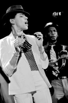 Pauline Black, The Selecter...3 minute hero I wanna be...