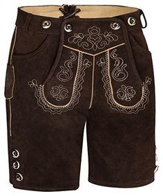 Lederhosen, Oktoberfest Costume, Bermuda Shorts, Shirts, Costumes, Tops, Fashion, Dark Brown, Dirndl